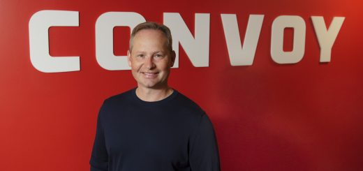 Mark Okerstrom, COO, Convoy