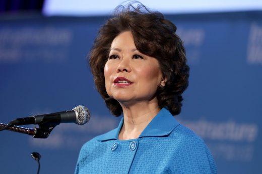 Ex-Secretary of Transportation Elaine L. Chao