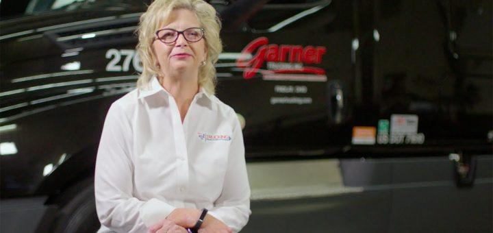 Sherri Garner Brumbaugh Elected 76th ATA Chair - American Trucking Associations, ATA Elected 76th Chair of Organization, Sherri Garner Brumbaugh