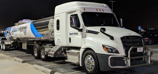 Liquid Trucking hikes driver pay
