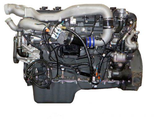 Omnitek Engineering Corp OT13 heavy-duty natural gas engine, 13LNG420hps, Omnitek Natural Gas Engine Wins Approval, Omnitek Engineering Wins Approval For Heavy Duty Natural Gas Engine