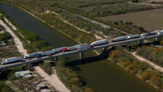 Pharr-Reynosa International Bridge