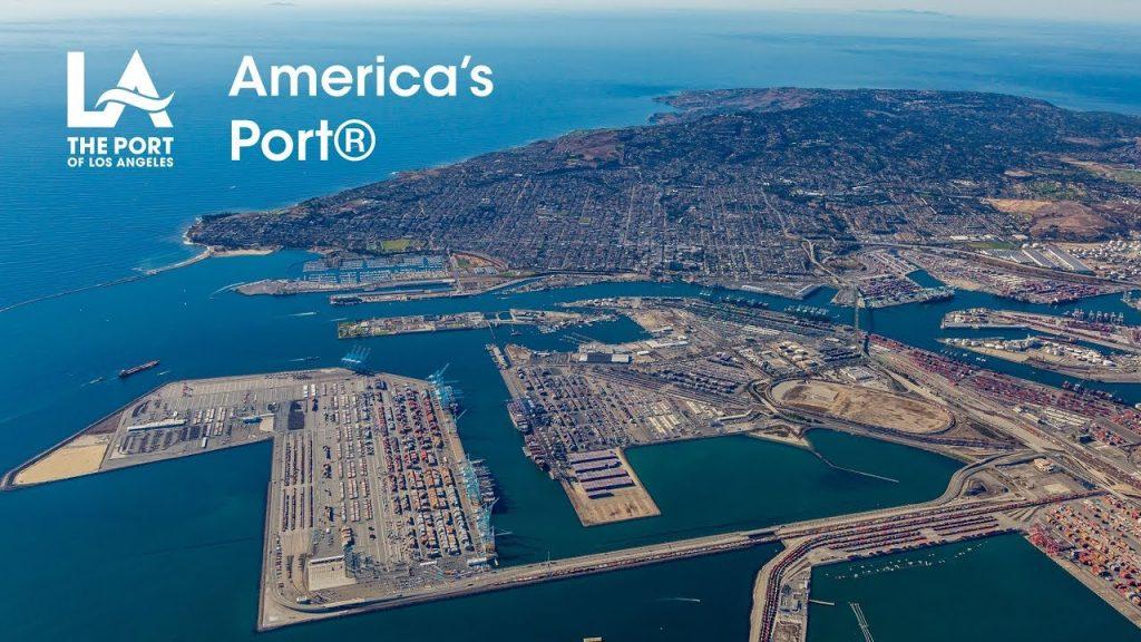 Port of Los Angeles (POLA), Warning Lights Flashing At LA Ports