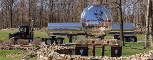 Carbon Express Tanker at HQ, Second pay raise at Carbon Express