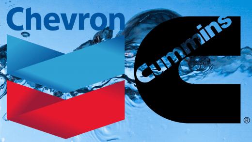 Chevron and Cummins target hydrogen in alliance