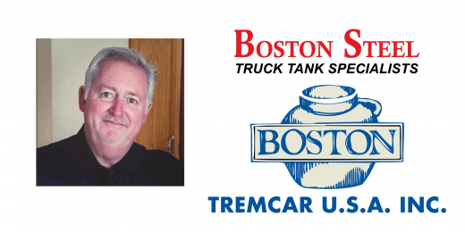 Tremcar appoints sales manager, Tremcar USA recently appointed Peter Garafano as regional sales manager for Haverhill, Mass.-based Boston Steel products, a division of Tremcar.