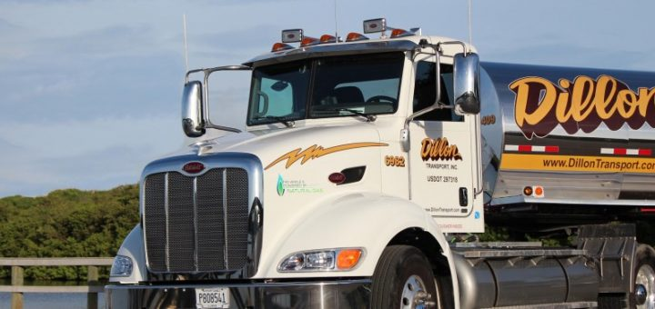Dillon Transport Inc Truck, Dillon Transport closes its doors in early September