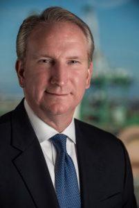 Port of Los Angeles Executive Director Gene Seroka, Warning Lights Flashing At LA Ports