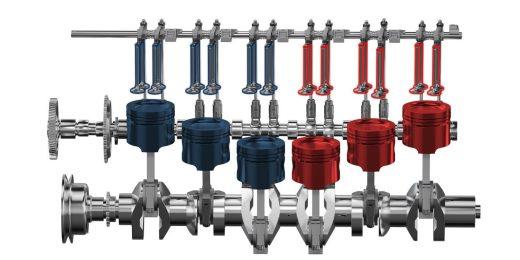 Eaton Cylinder Deactivation