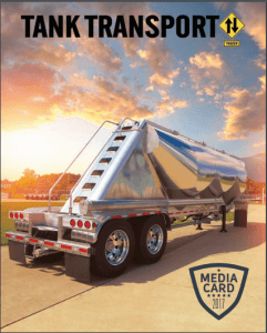 Tank Transport Trader's 2017 Media Rate Card